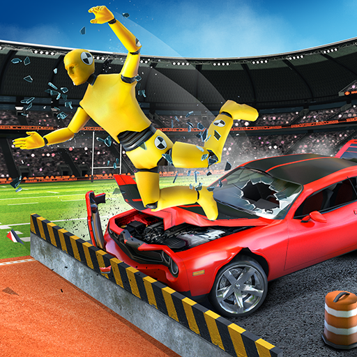 Ragdoll Car Crash 1.0.47  (Mod)