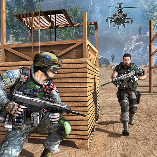 Real Commando Secret Mission – Free Shooting Games 14.4 (Mod)