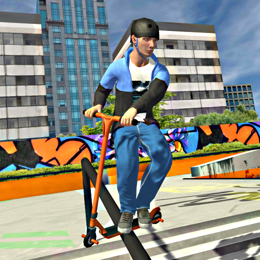 Scooter FE3D 2 – Freestyle Extreme 3D 1.29   (Mod)