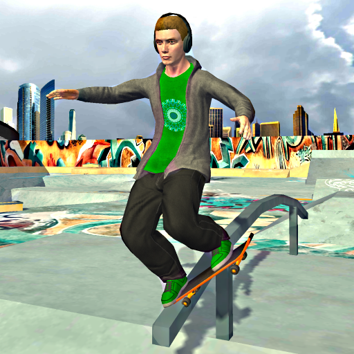 Skateboard FE3D 2 – Freestyle Extreme 3D 1.28  (Mod)