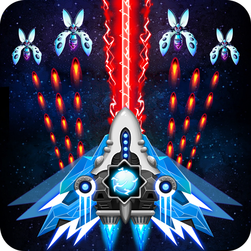 Space shooter – Galaxy attack – Galaxy shooter  1.505 (Mod)