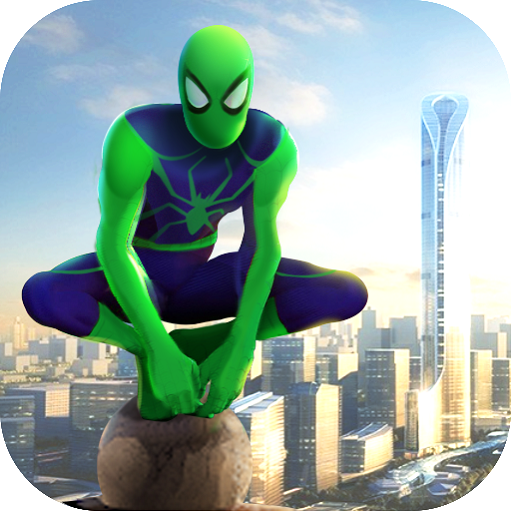 Spider Rope Hero – Gangster Crime City 1.0.20 (Mod)