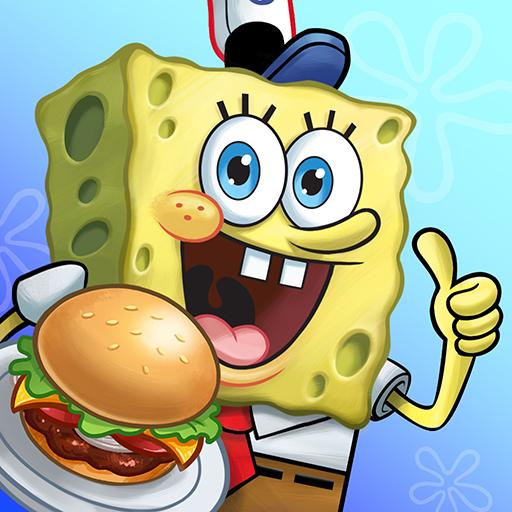 SpongeBob: Krusty Cook-Off 1.0.25 (Mod)
