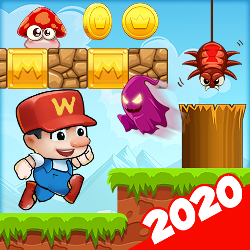 Super Bino Go New Adventure Game  (Mod) 1.3.4