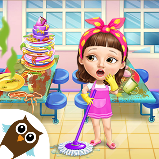 Sweet Baby Girl Cleanup 6 – School Cleaning Game 4.0.20003 (Mod)