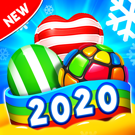 Sweet Candy Puzzle: Crush & Pop Free Match 3 Game 1.66.5009 (Mod)
