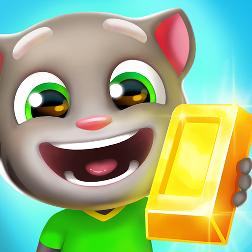 Talking Tom Gold Run 4.7.0.766 (Mod)