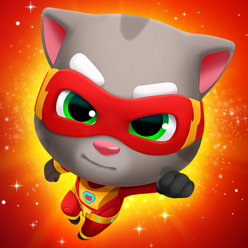 Talking Tom Hero Dash – Run Game 1.8.0.1043 (Mod)