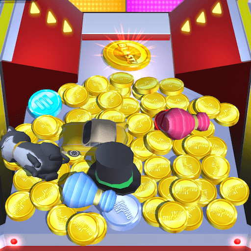 Tipping Point Blast! – Free Coin Pusher 1.26000  (Mod)