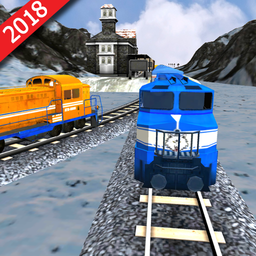 Train Racing 3D-2018 4.6 (Mod)