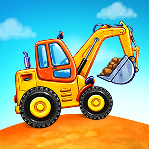 Truck games for kids – build a house, car wash  (Mod) 5.17.1