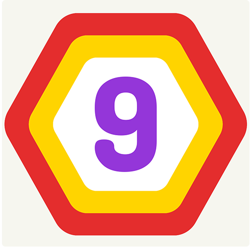 UP 9 – Hexa Puzzle! Merge Numbers to get 9 1.1.3 (Mod)