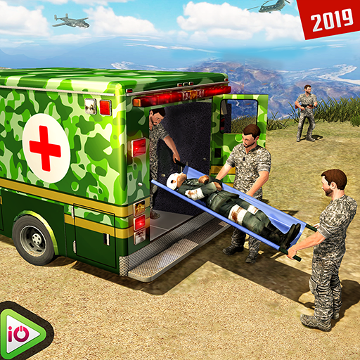 US Army Ambulance Driving Rescue Simulator 2020 1.2 (Mod)