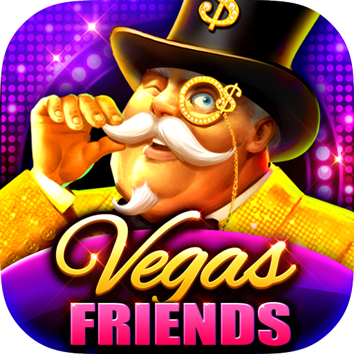Vegas Friends – Casino Slots for Free 1.0.005(Mod)