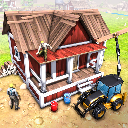 Village House Construction: Excavator Simulator 1.0.5 (Mod)