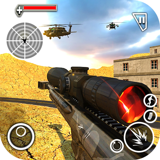Army Games: Military Shooting Games 6.5 (Mod)