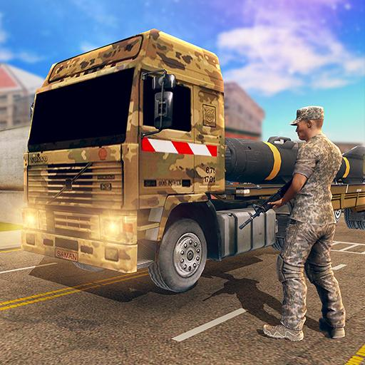Army Truck Driving 3D Simulator Offroad Cargo Duty 2.2 (Mod)
