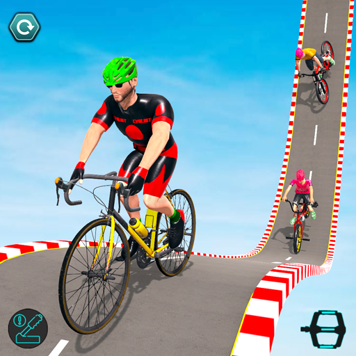 BMX Cycle Stunt Game: Mega Ramp Bicycle Racing 2.7  (Mod)