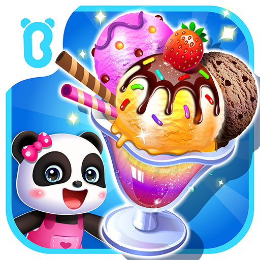 Baby Panda's Ice Cream Shop  8.55.00.00 (Mod)