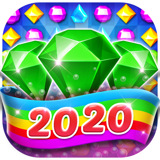 Bling Crush Free Match 3 Jewel Blast Puzzle Game  1.4.9 (Mod)