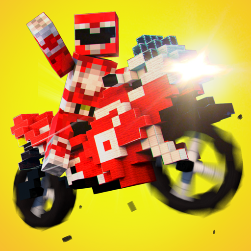 Blocky Superbikes Race Game – Motorcycle Challenge 2.11.44   (Mod)