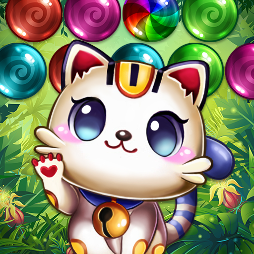 Bubble Pop Mania – Kitty Cat Adventures 1.0.25 (Mod)
