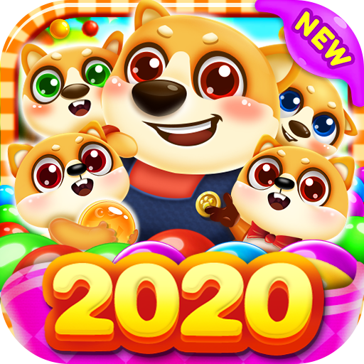 Bubble Shooter – save little puppys 1.0.38  (Mod)