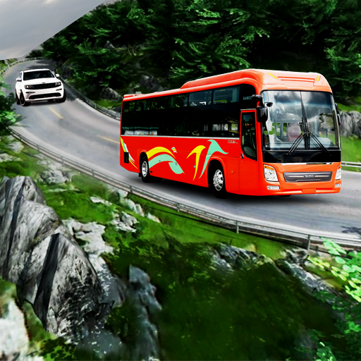 Bus Simulator : Bus Hill Driving game 1.3.5 (Mod)