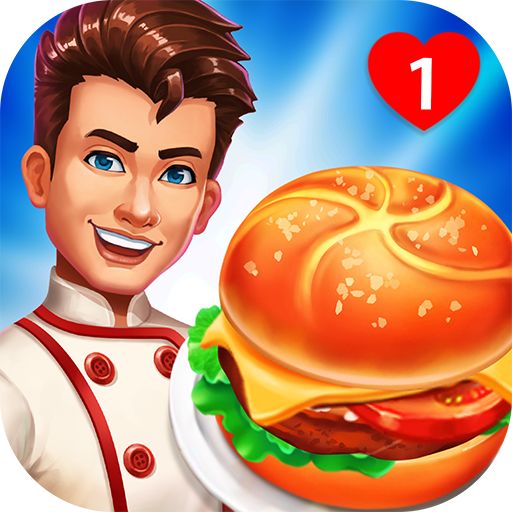 Cooking Crush New Free Cooking Games Madness  (Mod) 1.3.3