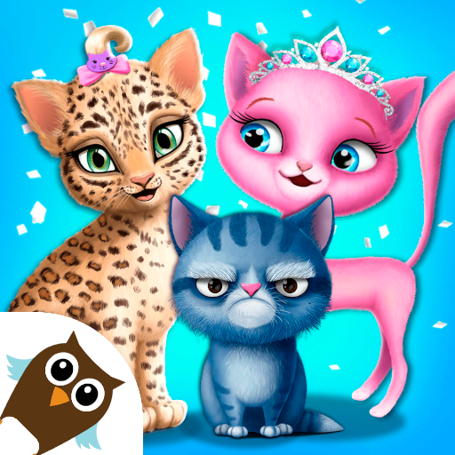Cat Hair Salon Birthday Party – Virtual Kitty Care 6.0.20 (Mod)