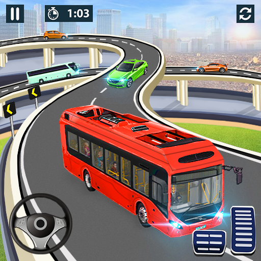 City Coach Bus Simulator 2020 – PvP Free Bus Games 1.1.1 (Mod)