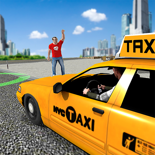 City Taxi Driving simulator: PVP Cab Games 2020  (Mod) 1.53