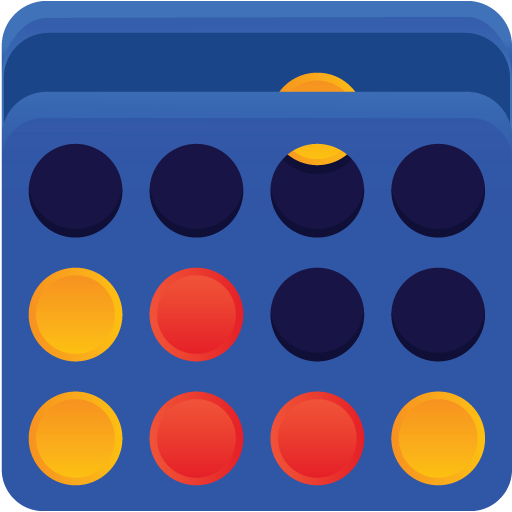 Connect Four | Four In A Row | 4 In A Line Puzzles 4.4.2.5 (Mod)