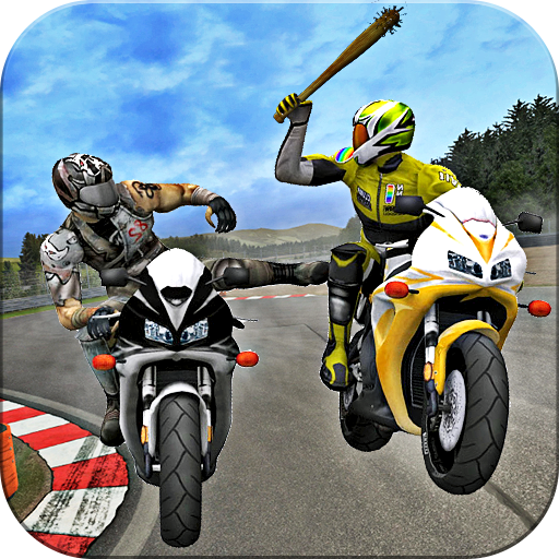Crazy Bike Attack Racing New: Motorcycle Racing 3.0.11 (Mod)