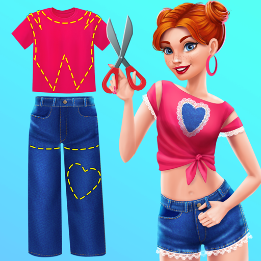 DIY Fashion Star – Design Hacks Clothing Game 1.2.2 (Mod)