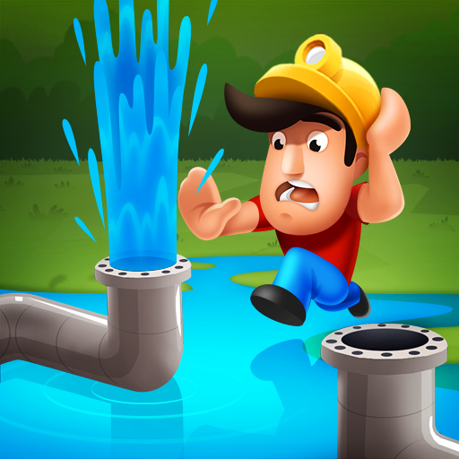 Diggy's Adventure: Mine Maze Levels & Pipe Puzzles  1.5.480 (Mod)