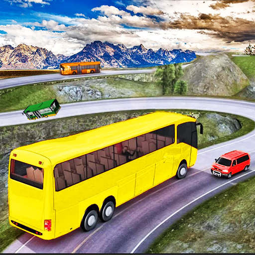 Drive Hill Coach Bus Simulator : Bus Game 2019 1.0 (Mod)