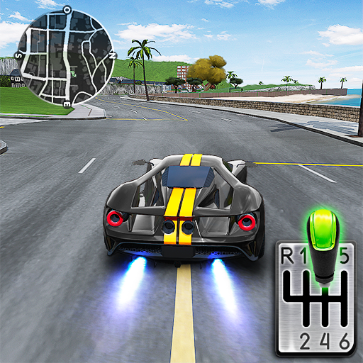 Drive for Speed: Simulator 1.18.7 (Mod)