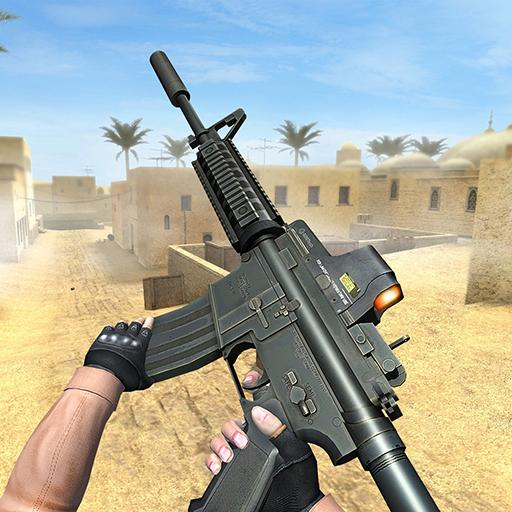 FPS Shooter Strike- New Shooting Offline Free Game 3.0.5 (Mod)