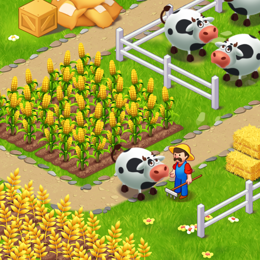 Farm City Farming & City Building  2.7.8 (Mod)