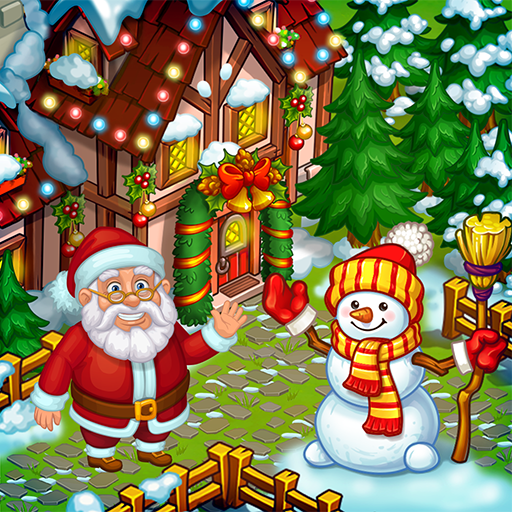 Farm Snow: Happy Christmas Story With Toys & Santa 1.74 (Mod)