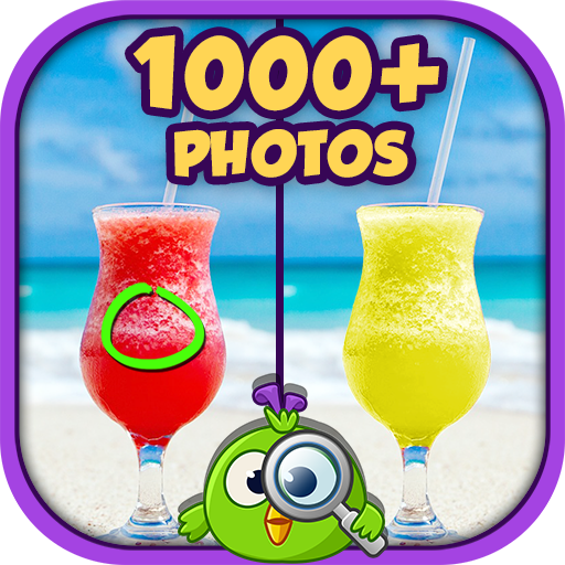 Find the differences 1000+ photos  (Mod) 1.0.27