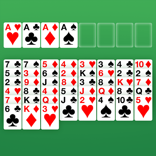 FreeCell Solitaire 7.4.0 (Mod)