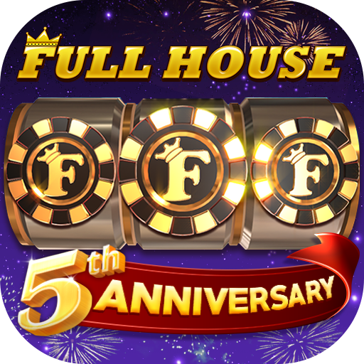 Full House Casino Free Vegas Slots Machine Games  (Mod) 2.1.6