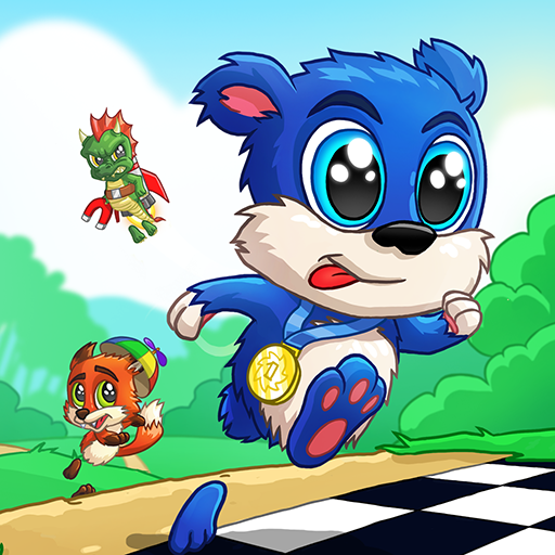 Fun Run 3 Multiplayer Games  (Mod) 3.11.4
