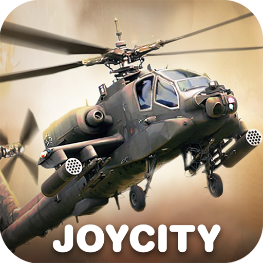 GUNSHIP BATTLE: Helicopter 3D 2.7.79 (Mod)