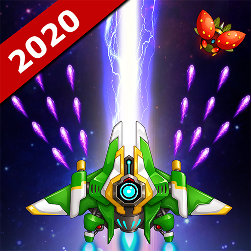 Galaxy Invader: Space Shooting 2020 1.58 (Mod)