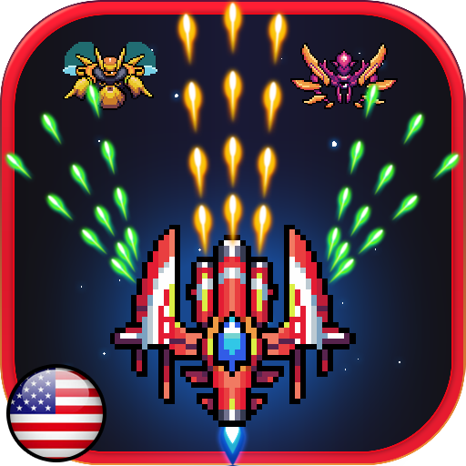 Falcon Squad Galaxy Attack – Free shooting games  (Mod) 64.9