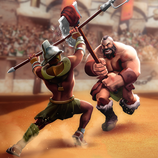 Gladiator Heroes Clash: Fighting and strategy game 3.4.0 (Mod)