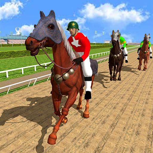 Horse Racing Games 2020: Derby Riding Race 3d 4.8 (Mod)